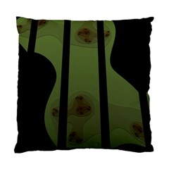 Fractal Prison Standard Cushion Case (one Side) by Simbadda