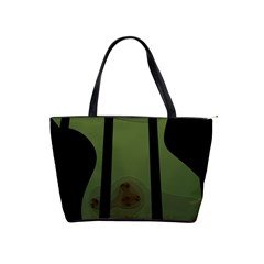 Fractal Prison Shoulder Handbags by Simbadda
