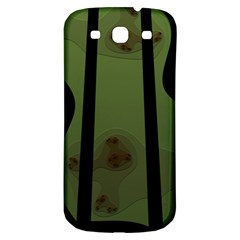 Fractal Prison Samsung Galaxy S3 S Iii Classic Hardshell Back Case by Simbadda
