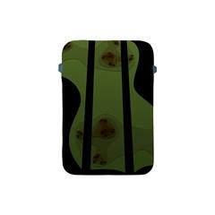 Fractal Prison Apple Ipad Mini Protective Soft Cases by Simbadda