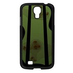 Fractal Prison Samsung Galaxy S4 I9500/ I9505 Case (black) by Simbadda