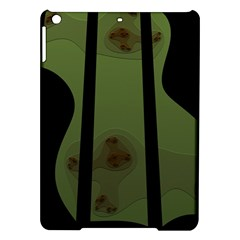 Fractal Prison Ipad Air Hardshell Cases by Simbadda
