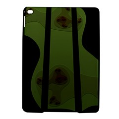 Fractal Prison Ipad Air 2 Hardshell Cases by Simbadda