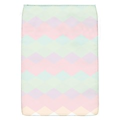 Argyle Triangle Plaid Blue Pink Red Blue Orange Flap Covers (s)  by Alisyart