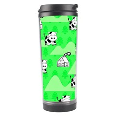 Animals Cow Home Sweet Tree Green Travel Tumbler by Alisyart