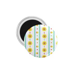 Beans Flower Floral Yellow 1 75  Magnets by Alisyart