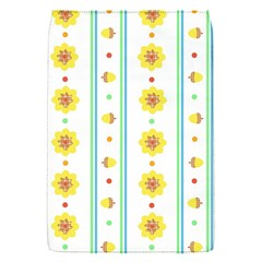 Beans Flower Floral Yellow Flap Covers (s)  by Alisyart