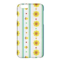 Beans Flower Floral Yellow Apple Iphone 6 Plus/6s Plus Hardshell Case by Alisyart
