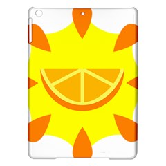 Citrus Cutie Request Orange Limes Yellow Ipad Air Hardshell Cases by Alisyart
