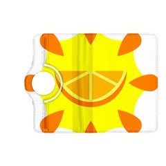 Citrus Cutie Request Orange Limes Yellow Kindle Fire Hd (2013) Flip 360 Case by Alisyart