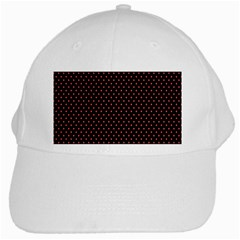 Colored Circle Red Black White Cap by Alisyart