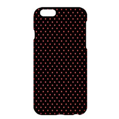 Colored Circle Red Black Apple Iphone 6 Plus/6s Plus Hardshell Case by Alisyart