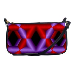 Star Of David Shoulder Clutch Bags by Simbadda