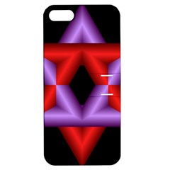 Star Of David Apple Iphone 5 Hardshell Case With Stand by Simbadda