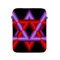 Star Of David Apple Ipad 2/3/4 Protective Soft Cases by Simbadda