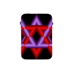 Star Of David Apple Ipad Mini Protective Soft Cases by Simbadda