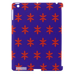 Flower Floral Different Colours Purple Orange Apple Ipad 3/4 Hardshell Case (compatible With Smart Cover) by Alisyart
