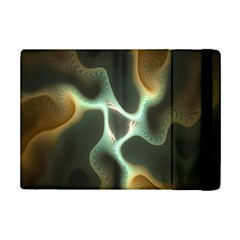 Colorful Fractal Background Ipad Mini 2 Flip Cases by Simbadda