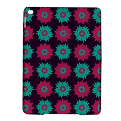 Flower Floral Rose Sunflower Purple Blue Ipad Air 2 Hardshell Cases by Alisyart