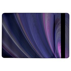 Purple Fractal Ipad Air 2 Flip by Simbadda