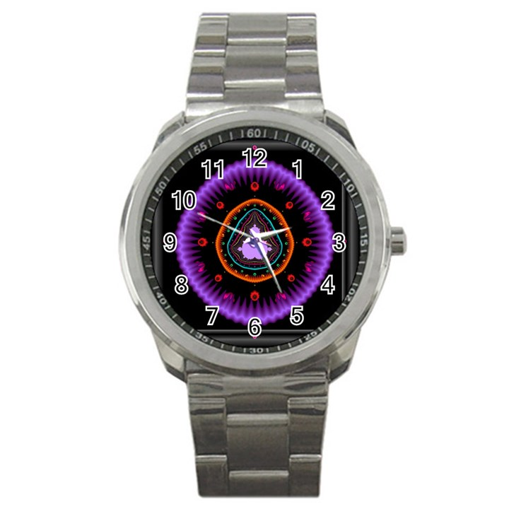 Hypocloid Sport Metal Watch