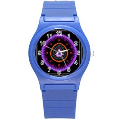 Hypocloid Round Plastic Sport Watch (s) by Simbadda