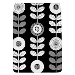 Floral Pattern Seamless Background Flap Covers (s)  by Simbadda