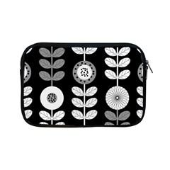 Floral Pattern Seamless Background Apple Ipad Mini Zipper Cases by Simbadda