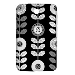 Floral Pattern Seamless Background Samsung Galaxy Tab 3 (7 ) P3200 Hardshell Case  by Simbadda