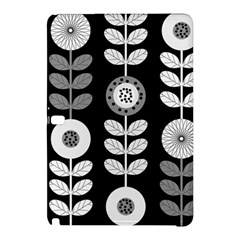 Floral Pattern Seamless Background Samsung Galaxy Tab Pro 10 1 Hardshell Case by Simbadda