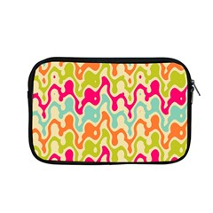 Abstract Pattern Colorful Wallpaper Apple Macbook Pro 13  Zipper Case by Simbadda