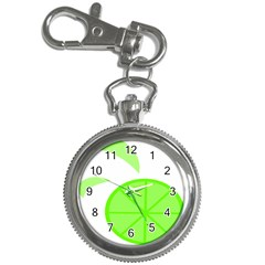 Fruit Lime Green Key Chain Watches by Alisyart