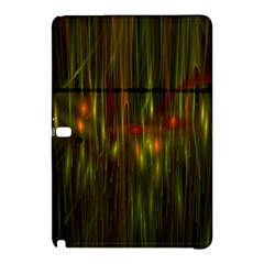 Fractal Rain Samsung Galaxy Tab Pro 10 1 Hardshell Case