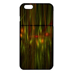 Fractal Rain Iphone 6 Plus/6s Plus Tpu Case by Simbadda