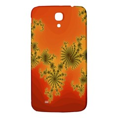 Decorative Fractal Spiral Samsung Galaxy Mega I9200 Hardshell Back Case