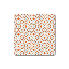 Pattern Background Abstract Square Magnet by Simbadda