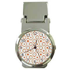 Pattern Background Abstract Money Clip Watches by Simbadda