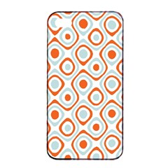 Pattern Background Abstract Apple Iphone 4/4s Seamless Case (black) by Simbadda