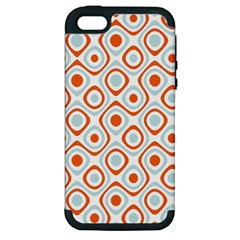 Pattern Background Abstract Apple iPhone 5 Hardshell Case (PC+Silicone)