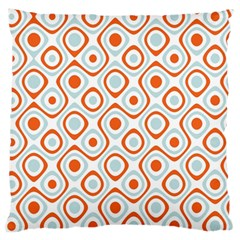 Pattern Background Abstract Large Flano Cushion Case (two Sides) by Simbadda
