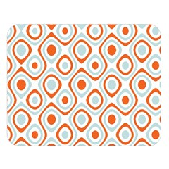 Pattern Background Abstract Double Sided Flano Blanket (large)  by Simbadda