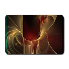 Fractal Image Small Doormat  by Simbadda