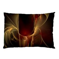 Fractal Image Pillow Case by Simbadda
