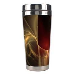 Fractal Image Stainless Steel Travel Tumblers by Simbadda