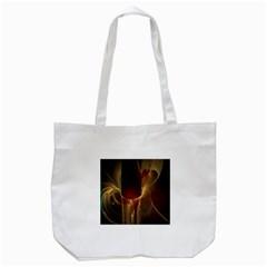 Fractal Image Tote Bag (white) by Simbadda