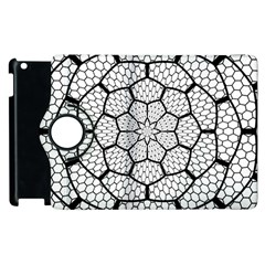 Grillage Apple Ipad 2 Flip 360 Case by Simbadda