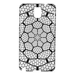 Grillage Samsung Galaxy Note 3 N9005 Hardshell Case by Simbadda