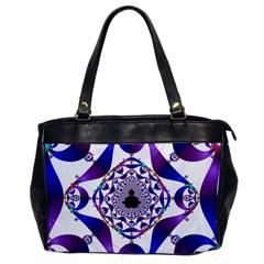 Ring Segments Office Handbags by Simbadda