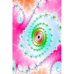Decorative Fractal Spiral 5 5  X 8 5  Notebooks by Simbadda