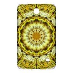 Fractal Flower Samsung Galaxy Tab 4 (7 ) Hardshell Case  by Simbadda